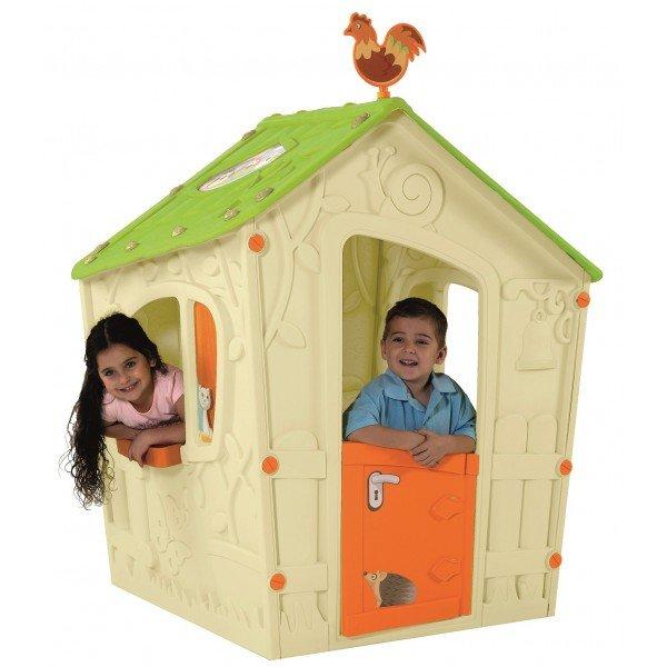 Пластмасова къща за игра Magic Playhouse